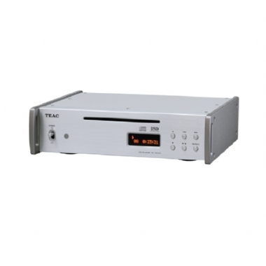 Ex Display TEAC Reference PD-501 CD Player in Silver