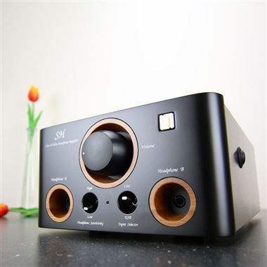 Unison Research SH Simply Headphone - Valve Headphone Amplifier