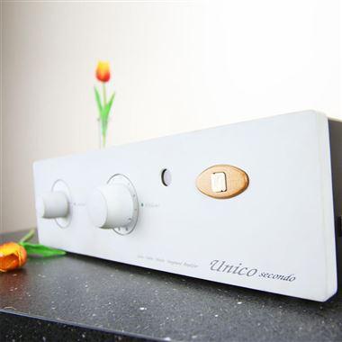 Ex Display Unison Research Unico Secondo Phono Integrated Amplifier
