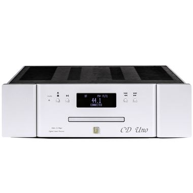 Unison Research Unico CD Uno Valve Hybrid Cd Player with USB DAC
