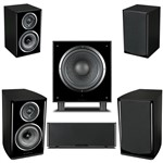 Wharfedale Diamond 11.2 AV 5.1 Cinema Speaker Package