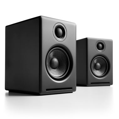 Ex Display AudioEngine A2+ Active Speakers with USB in Satin Black