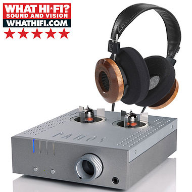 5 Star Reviewed Pathos Aurium and Grado GS1000e Headphone System