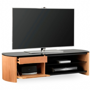 Alphason FineWoods FW1350CB TV / AV Cabinet