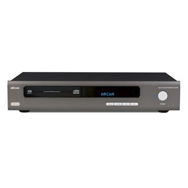 Arcam HDA Series CDS50 SACD/CD playback with Network Streaming
