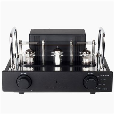 Blue Aura V32 Blackline Valve Amplifier with Bluetooth & Phono stage