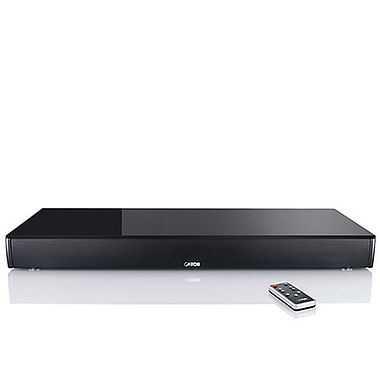 Canton DM75 Glass Top Digital Movie TV Sound Plinth