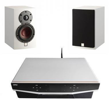 Cyrus Lyric System with Dali Menuet Speakers & Free Cables