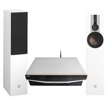 Cyrus Lyric System with Dali Opticon 5 Speakers & Free cables