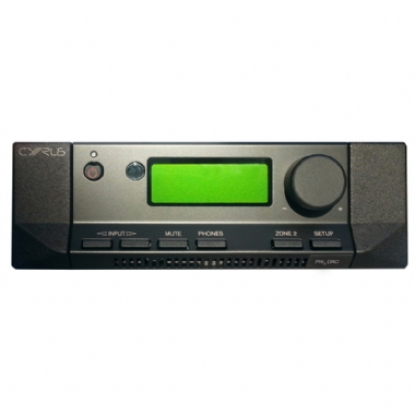 Cyrus Pre 2 DAC Digital Pre Amplifier
