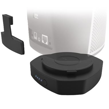 Denon HEOS GO Pack includes Battery & Splash Guard for HEOS1