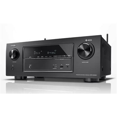 Denon AVR-X2400H 7.2 channel AV Surround Receiver