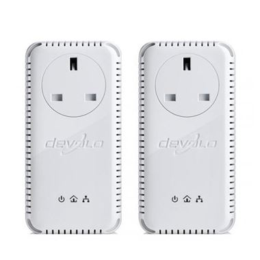 Devolo dLAN 200 AV Pass Kit HomePlug Set