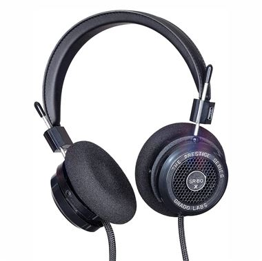 Grado SR80e Prestige Series On Ear Headphones