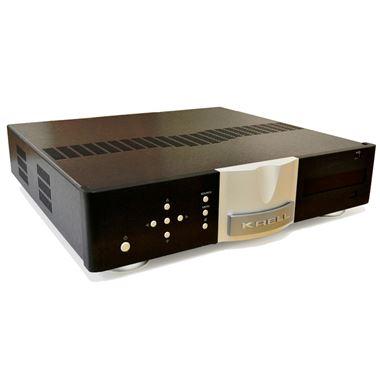 Krell Digital Vanguard SS USB Ethernet Streaming and Bluetooth Amplifier