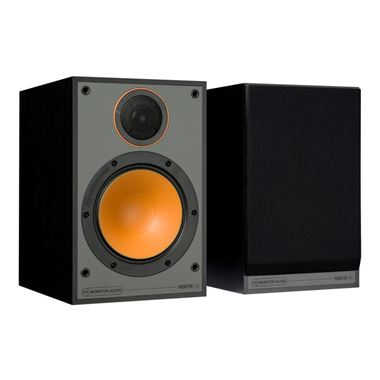 Monitor Audio - Monitor 100 Shelf or Stand Mount Speakers