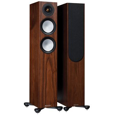Monitor Audio Silver 200 Slimline Floorstanding Speakers