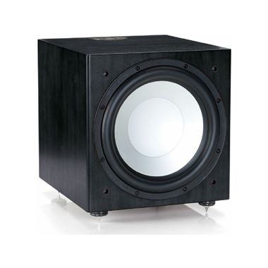 Ex Display Monitor Audio Silver W12 SubWoofer