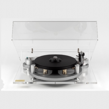 Michell GyroDec Turntable Chassis with Cover & Base