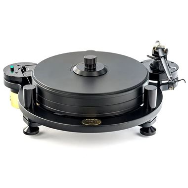 Michell Orbe SE Turntable with 303 ToneArm & Ortofon 2M Black