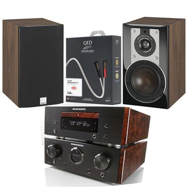 Marantz HD-CD System with Dali Opticon 1 Speakers