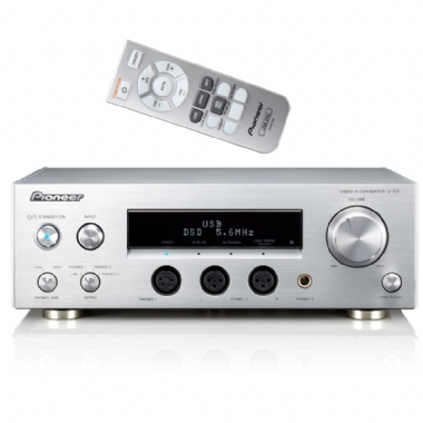 Pioneer U-05-S USB DAC Headphone Amplifier