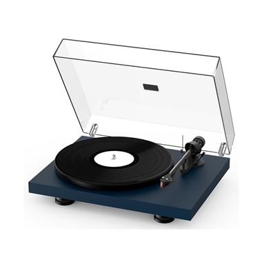 ProJect Debut Carbon EVO Turntable complete with Ortofon 2M Red Cartridge