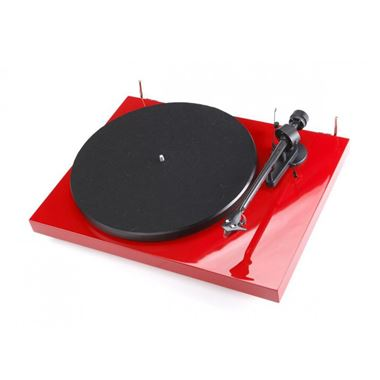 Project Debut Carbon ( DC ) Turntable with 2M Red cartridge & Perspex Dust Cover