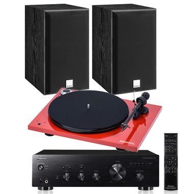 Project Essential III Starter System with Marantz PM5005 and Q3010 Speakers