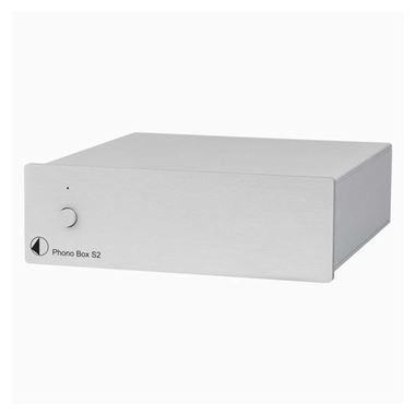 Project Phono Box S2 MM/MC Turntable Phono Stage