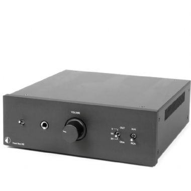 Project Head Box RS Headphone Amplifier