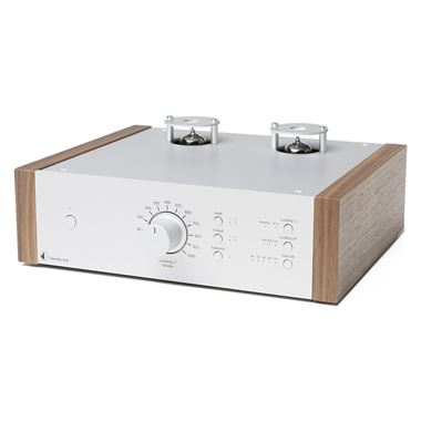 Project Tube Box DS2 Valve Phono Stage in Silver