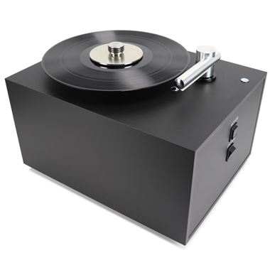 Project VC-S MK II Record Cleaning Machine