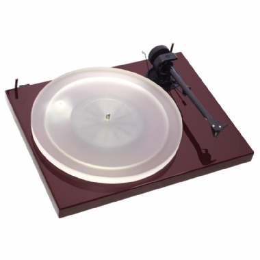 Project 1 Xpression Carbon X Turntable inc. Perspex Dust Cover and Cartridge