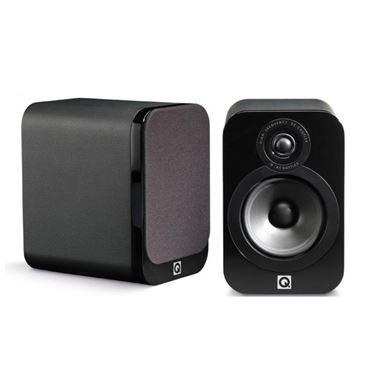 Q Acoustics 3010 Luxury Version Bookshelf Speakers