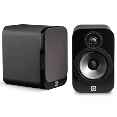 Q Acoustics 3020 Luxury Version Bookshelf Speakers