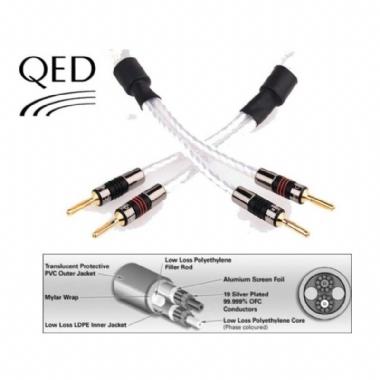 QED Genesis Speaker Cable (per m)