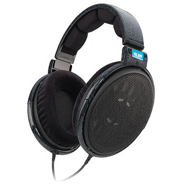 Sennheiser HD 600 Open Back HiFi Headphones