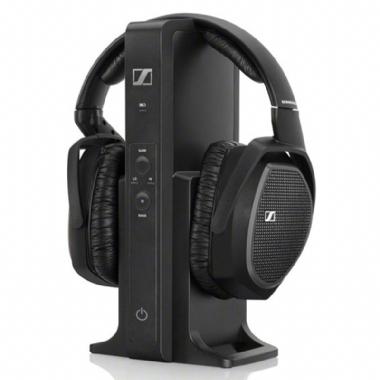 Sennheiser RS175 Closed Back Cordless TV / HiFi Headphones