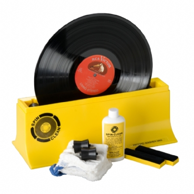 SpinClean Record Washer