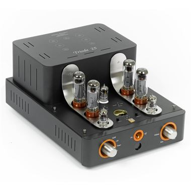 Unison Research Triode 25 Integrated Valve Amplifier with DAC