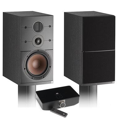 Ex Display Dali Callisto 2 C Wireless Speakers inc Sound Hub & BluOS