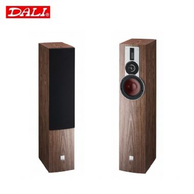 Ex Display Dali Rubicon 5 Speakers ( Walnut Pair )