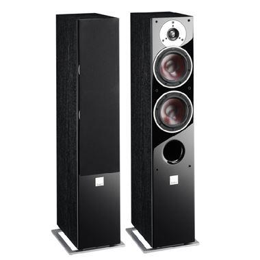 Dali Zensor 5 speakers in Black