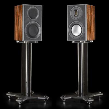 Ex Display Monitor Audio Platinum PL100 II Speakers in Ebony