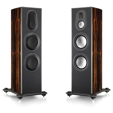 Ex Display Monitor Audio Platinum PL300 II Speakers in Ebony