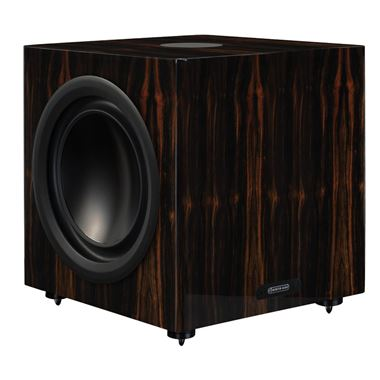 Ex Display Monitor Audio Platinum PLW215 II Subwoofer in Ebony