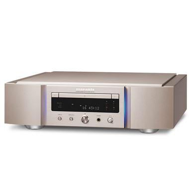 Ex Display Marantz SA-10 Super Audio CD player with USB DAC in Silver/Gold