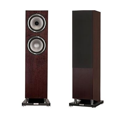 Ex Display Tannoy Revolution XT 8F FloorStanding Speakers in Dark Walnut