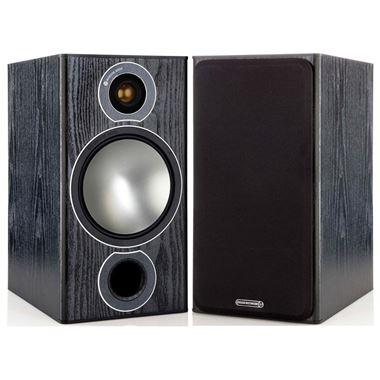 Ex Display Monitor Audio Bronze 2 Speakers in Black